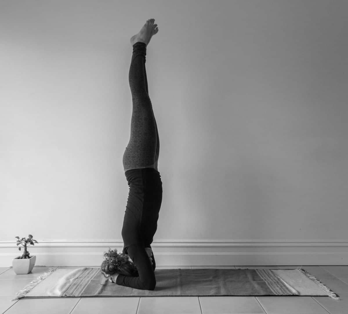 Sirsasana – Audrey Girard Yoga